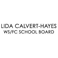 Lida Calvert Hayes – WS/FC School Board