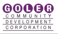 Goler Community Development Corporation